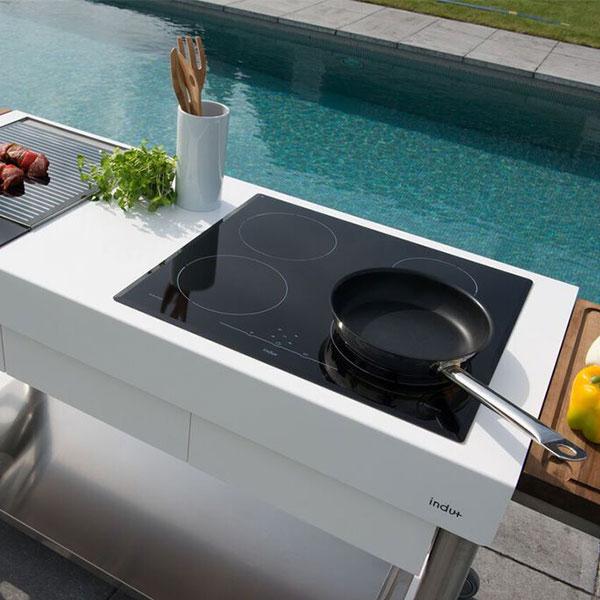 Rubrique Chauffage et cuisine outdoor