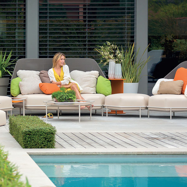Rubrique Mobilier outdoor